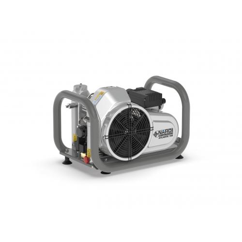 Aerotec Hochdruck-/Atemluftkompressor ATLANTIC P 100/3 - 225 bar