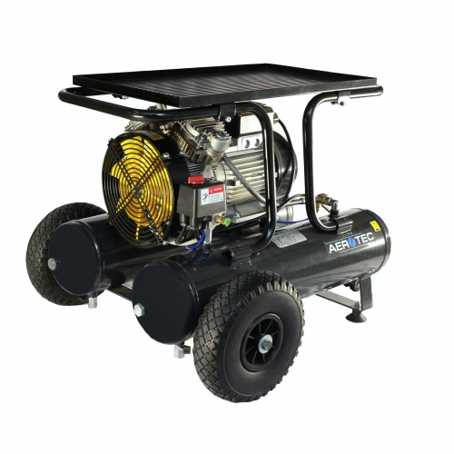 Aerotec Montagekompressor EXTREME 11+11 ÖLFREI