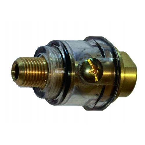 Aerotec Miniöler 1/4 Zoll für Druckluftwerkzeuge