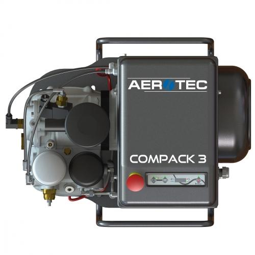 Schraubenbasis COMPACK 2 - 10 bar - 400 Volt