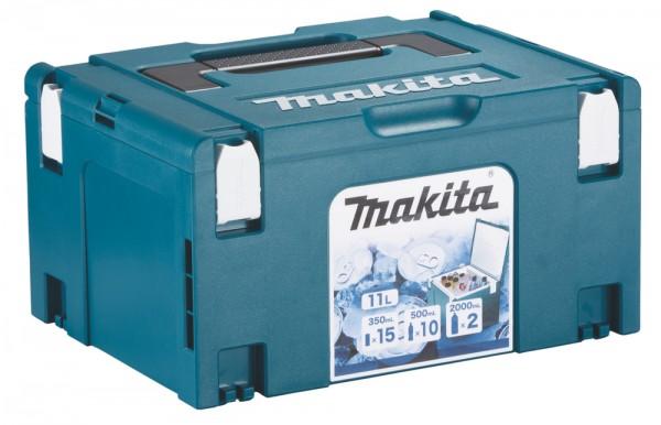 Makita MAKPAC-Kühlbox Gr. 3 mit Isolierauskleidung 198254-2