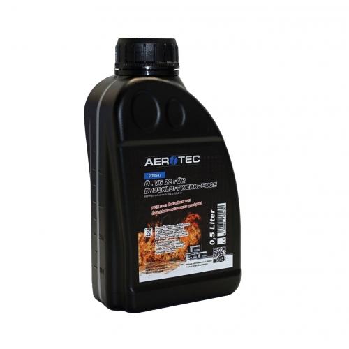 Aerotec Öl VG 22 für Druckluftwerkzeuge 0,5 Liter