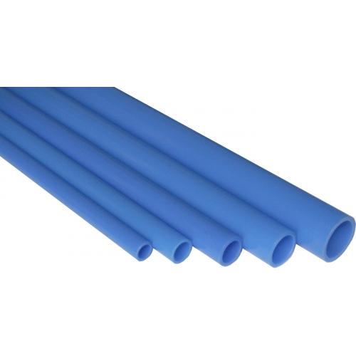 (GP: 8,10 €/m) PA12-Rohr hart Außendurchmesser 22 mm schwarz - 20x3m