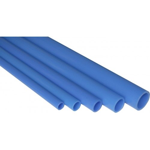 (GP: 3,82 €/m) PA12-Rohr hart Außendurchmesser 15 mm schwarz - 20x3m