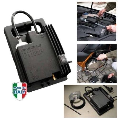 Ölpumpe Lavor Wash mobil Pumpe Ölabsauggerät Ölwechsel KFZ