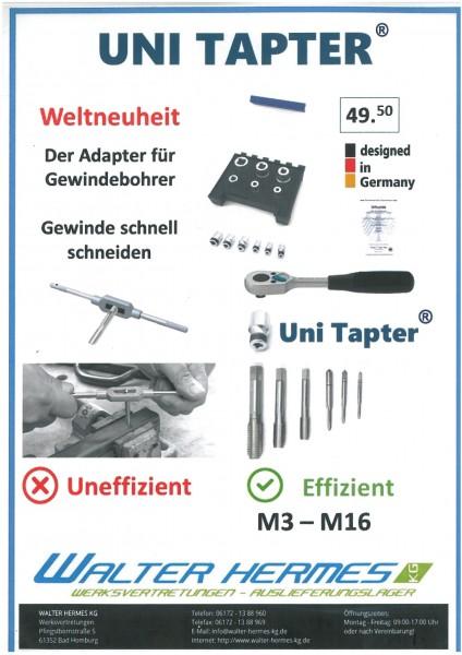 Walter Hermes Uni Tapter ab sofort bei uns erhältlich!
