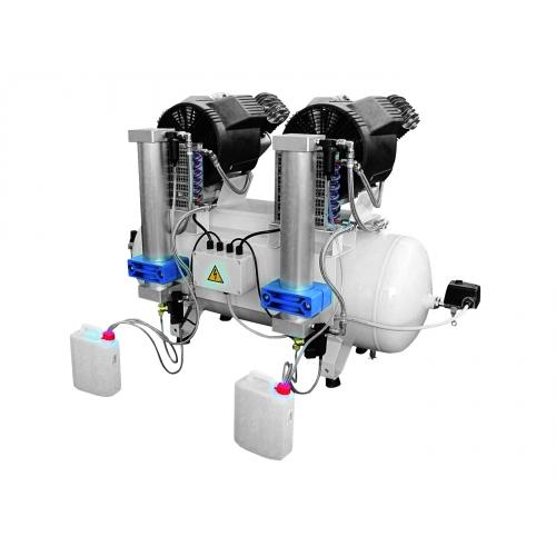 AEROMEDIC XTR 3- Tandem 100 L MIT Trockner