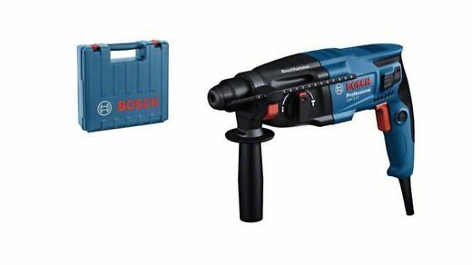 Bosch Bohrhammer mit SDS plus GBH 2-21 06112A6000