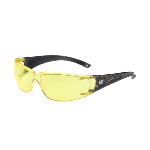 Schutzbrille Blaze112 CAT gelb