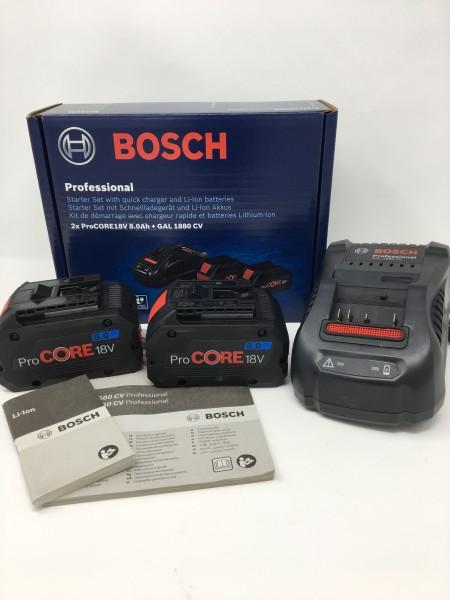 Bosch Starter-Set 18 V Pro Core 8,0 Ah