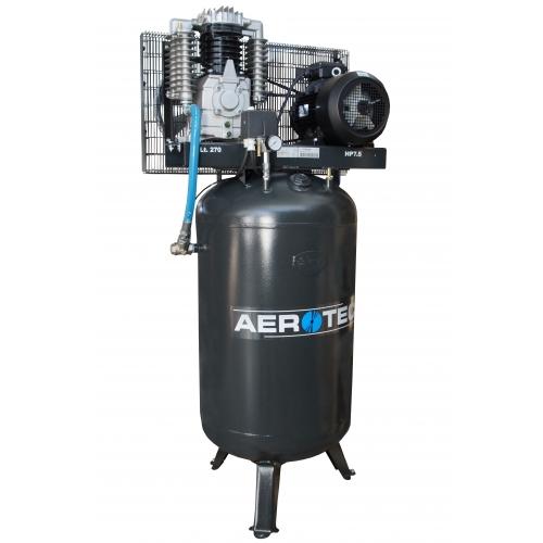 Aerotec Druckluft Kompressor Kolbenkompressor stehend 400 Volt