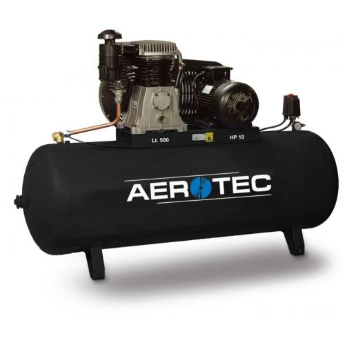 Aerotec Druckluftkompressor Kolbenkompressor Kompresso liegend 400 V