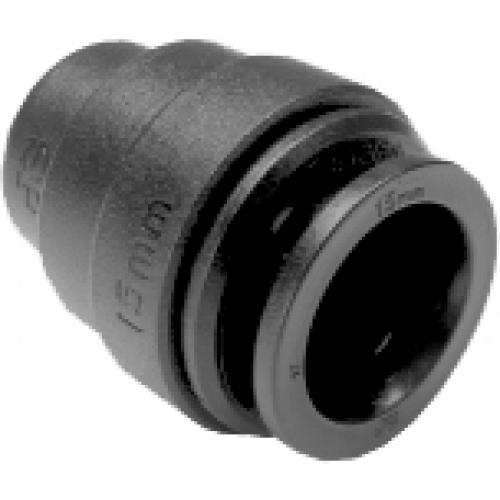 Endstück für Rohrabschluß 22 mm