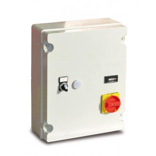 Stern-Dreieck-Schaltung - ab 5,5 kW