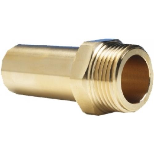 Einschraubstutzen 15 mm x 1/2 Zoll