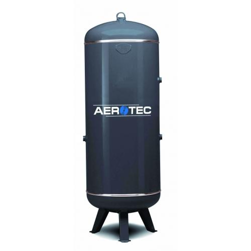 Druckluftkessel 270 L stehend - 11 bar mit Anbausatz - gepulvert