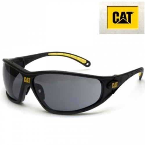 Schutzbrille Tread104 CAT grau