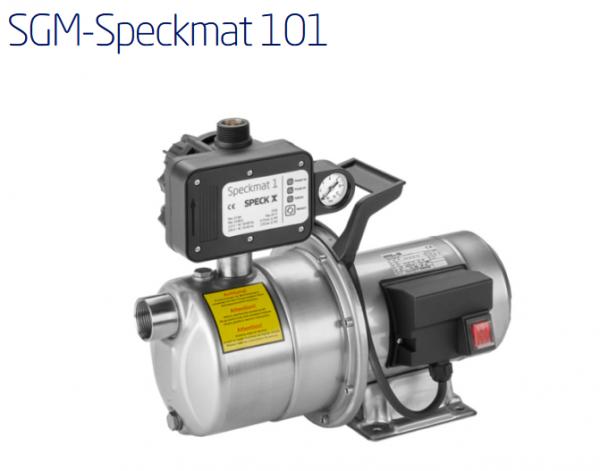 SGM-Speckmat 101, 0,60kW, 230V, mit 1,5m Kabel