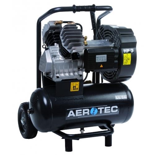 Aerotec Powerpack Mobil Montagekompressor ölgeschmiert 34 -230 Volt