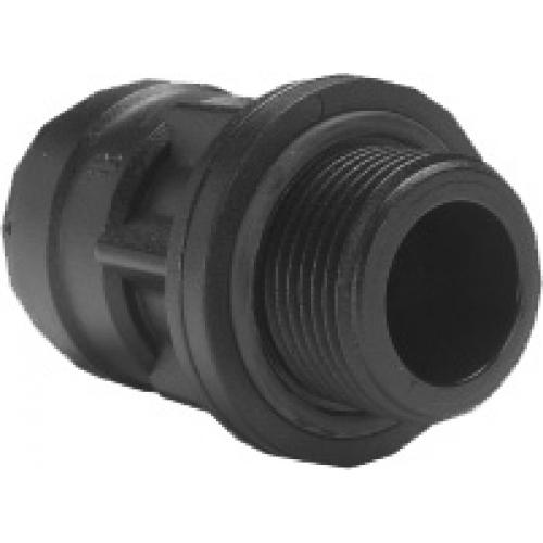 Einschraubverbinder Außendurchmesser 12 mm x 3/8 Zoll AG