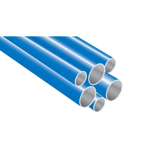 (GP: 11,47 €/m) Aluminiumrohr Außendurchmesser 22 mm - 20x3m