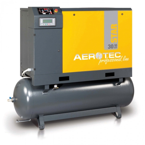 Aerotec Schraubenkompressor STAR 1013-270