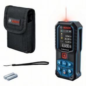 Bosch Laser Entferenungsmmesser rot GLM 50-27 C | Messbereich 50m