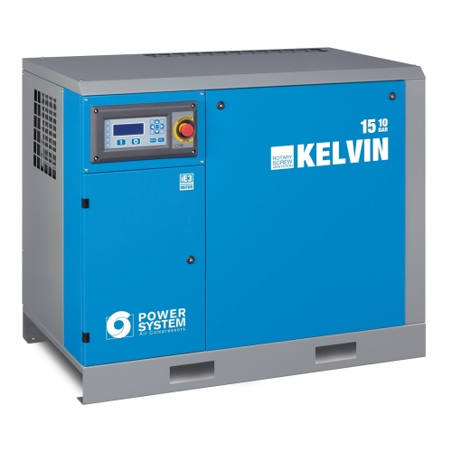 Schraubenkompressor Powersystem KELVIN 15-10 OHNE Trockner