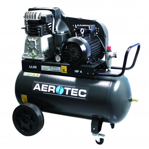Aerotec 650-90 PRO - 400 V 15 bar