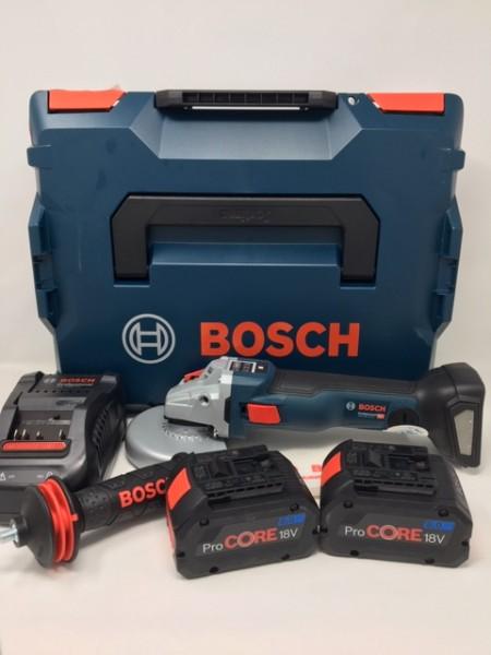 Bosch Professional GWS 18V-10 SC Akku-Winkelschleifer